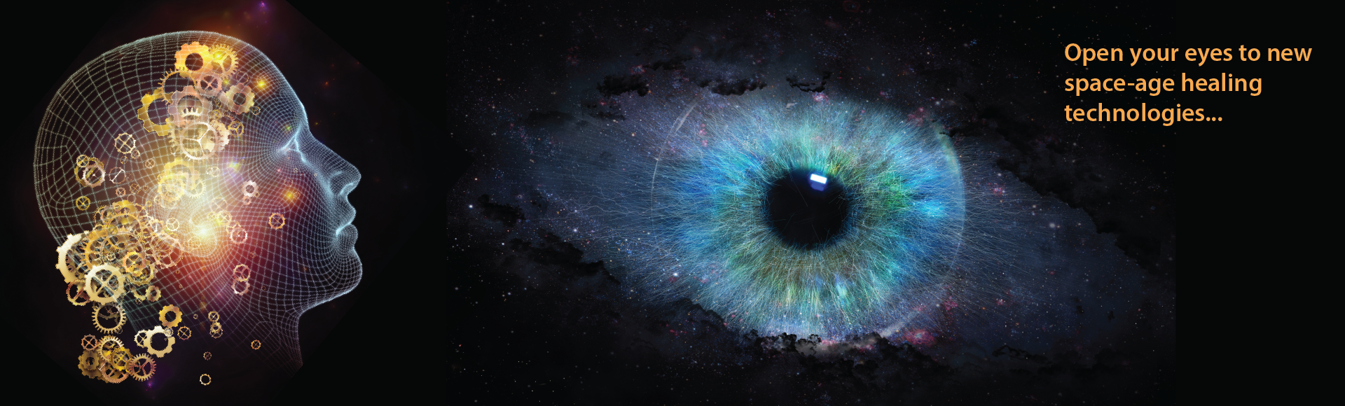 Open Your Eyes to New Space-Age Healing Technologies