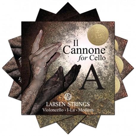 Denmark Larsen 2020 Cannone Il for Cello Strings Set 44
