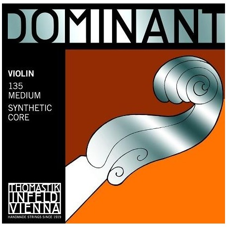 THOMASTIK Dominant Violin String 135 SET