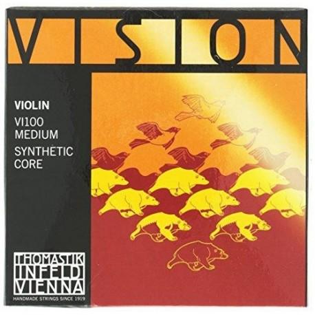 Thomastik Vision Violin Strings Set  1234 1814