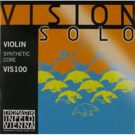 Thomastik Vision Solo Violin Strings Set VIS100