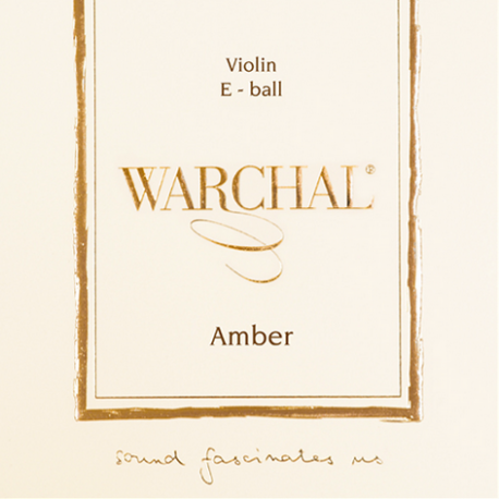 Warchal Amber Violin Strings Set  700B