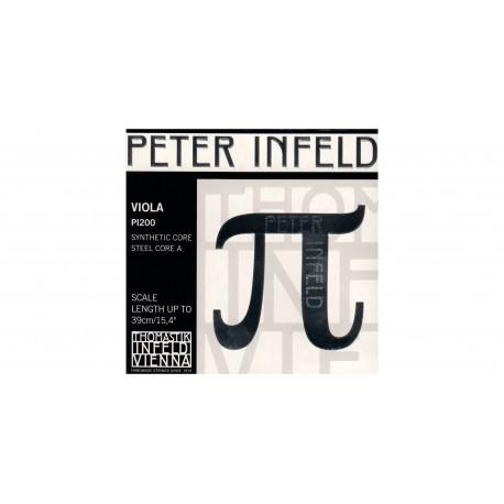 Thomastik Peter Infeld Viola Strings Set
