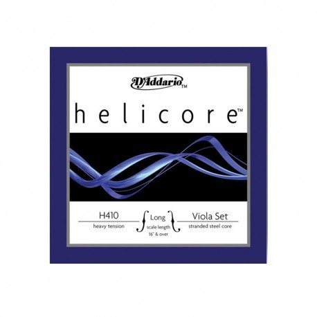 D'Addario Helicore Viola Strings Set ( H410LM)