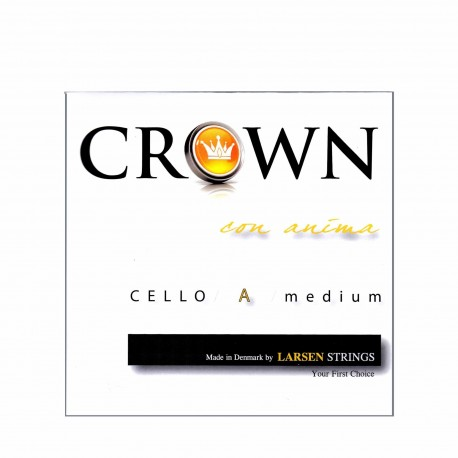 New Denmark Larsen Crown handmade Cello 44 Strings String Set