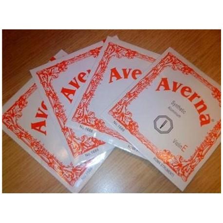 Averna Violin String Set (Synthetic Aluminium)
