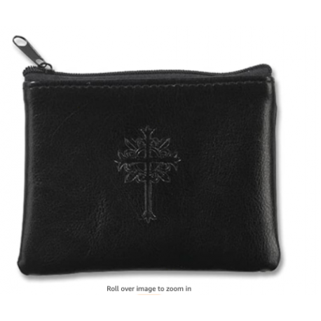 Leather Rosary Case