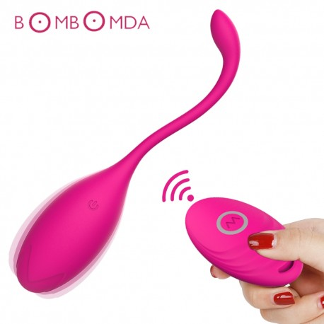 Vibrator Kegel Balls Vaginal Tight Exercise Vibrating Eggs Wireless Remote Vibrator