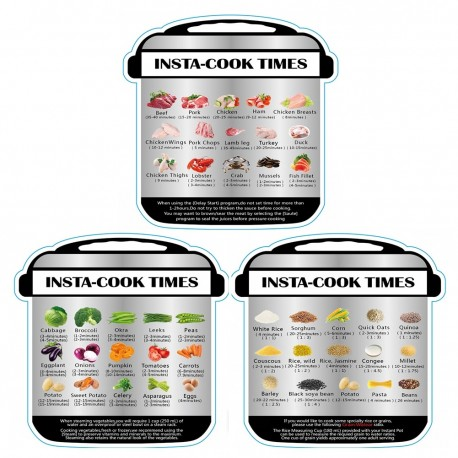 Electric Pressure Cooker Cooking Time Guidelines