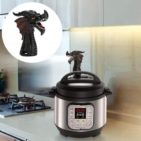 Fire-breathing Dragon Steam Diverter