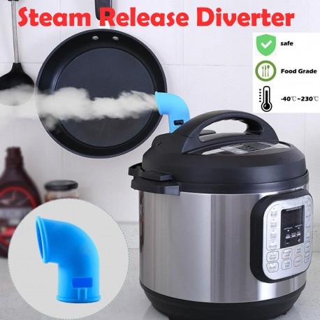 Pressure Cooker Steam Release Diverter
