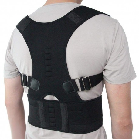 In Style Pieces™ | Slump Fixer Magnetic Posture Corrector. 3 Colors. Size S to XXL.