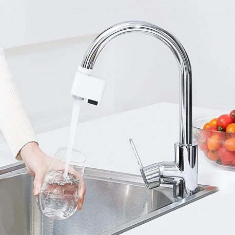 In Style Pieces™   MOTION SENSING, Infrared Faucet Attachment. 5 Different Adaptors
