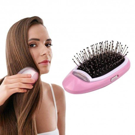 In Style Pieces™   Ionic AntiFrizz Hair Brush