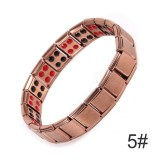 Magnetic Healthcare Bracelet Weight Loss Slimming Therapy Acupoints Anti-Cellulite Bracelet Magnetic Face Lift