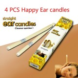 40 Pcs Coning Beewax Natural Ear Candle Ear Candling Therapy Straight Style Ear Care Thermo-Auricular Therapy Face Lift Tool