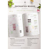 Enchanted Woods Planner Journal [176 Pages]