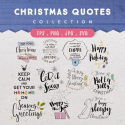 Christmas Quotes [11 quotes]