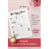 Make It Your Best Year Yet Life Planner (Black n' White)