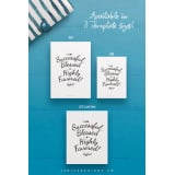 Inspiring Quotes Printables InDesign Template for Commercial Use
