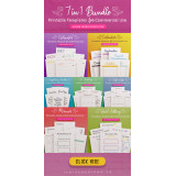 7-in-1 Bundle: InDesign Templates for Commercial Use