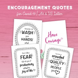 Encouragement Quotes for Covid-19