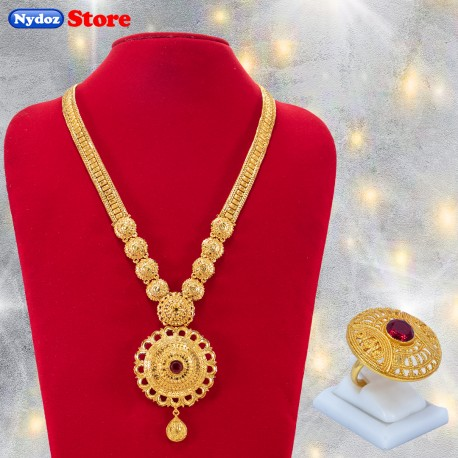 Necklace And Ring For Women