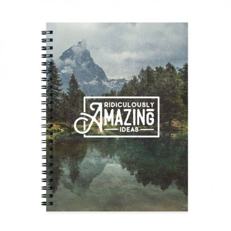 Ridiculously Amazing Ideas Journal