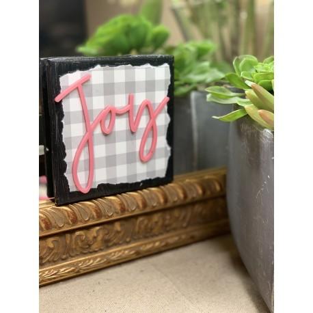 Custom Word Tile