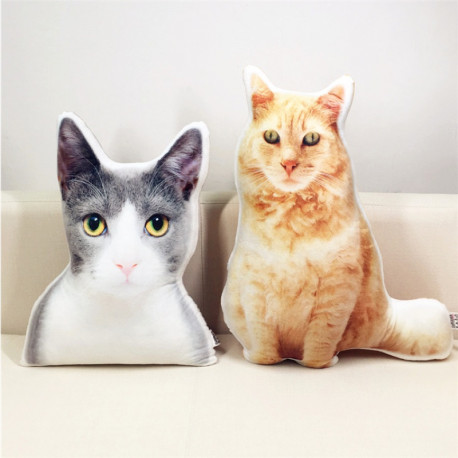 Customized Cat | Kitten Pillow
