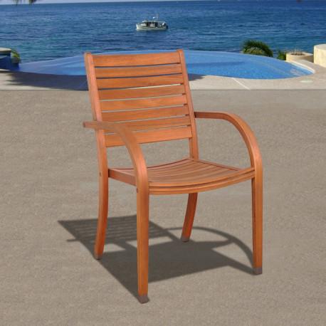 Patio Dining Chair - The Arizona   Set of 4