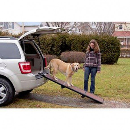 Travel Lite Tri-Fold Reflective Dog Ramp