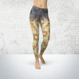 Golden Retriever Leggings for Women