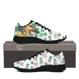 German Shepherd Sneakers for Women by Living Life with Style