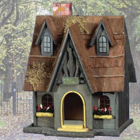 Cottage Charm Bird House by Living Life with Style