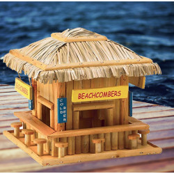 Life's a Beach Birdhouse by Living Life with Style