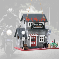 The Highway Roadhouse Bird House by Living Life with Style