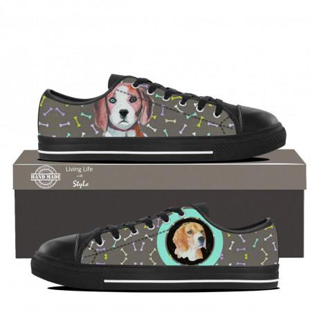 Beagle Lowtop Sneaker