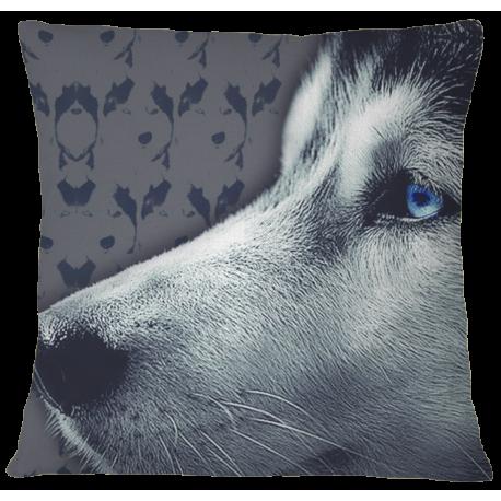 Husky Decorative Pillow Case Cover