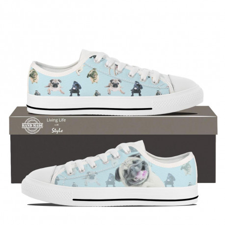 Pug Lowtop Sneakers