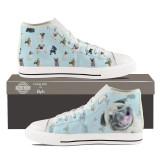 Pug Hightop Sneakers