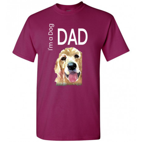 Dog Dad Golden Retriever