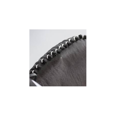 Rhinestone Mane Braid Bling Bands (Pack Of 5)