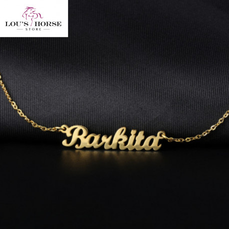 Personalized Custom Name Necklace