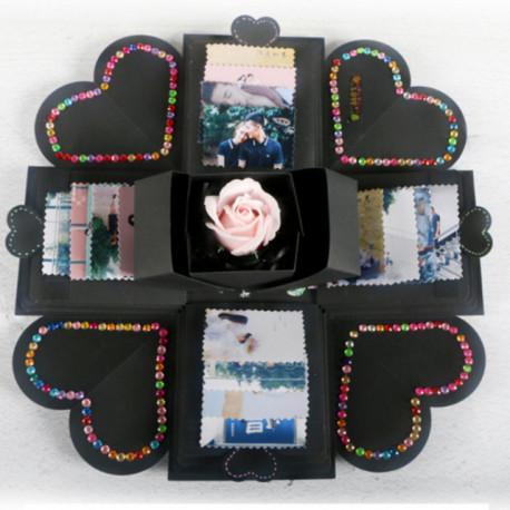 DIY Surprise Explosion Gift Box