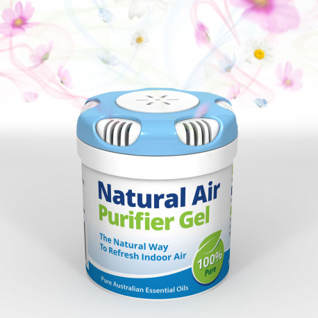 All Natural Air Purifier Gel