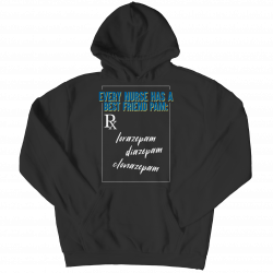 Every Nurse Has A Best friend - Youth Hoodie