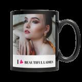 I LOVE BEAUTIFUL LADIES Mug