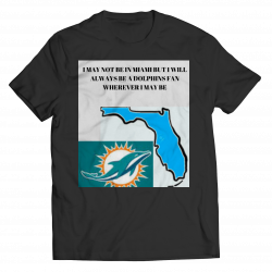DOLPHINS FAN 5 - Unisex Shirt