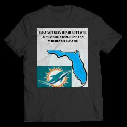DOLPHINS FAN 5 - Unisex Shirt